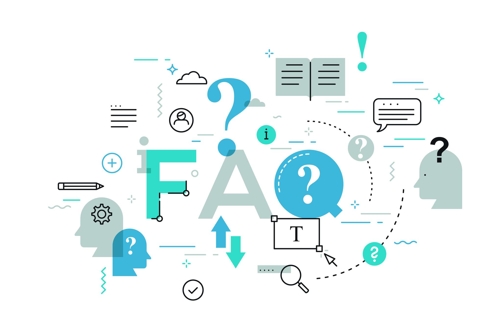FAQシステム