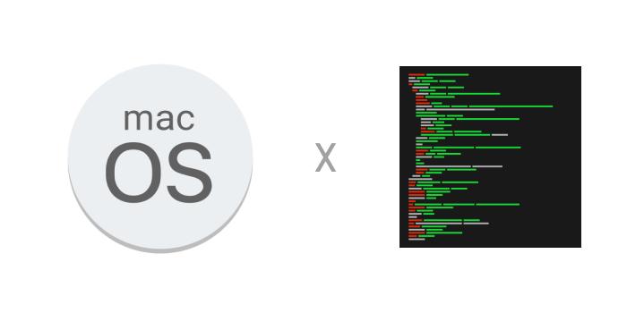 macOS text Editor